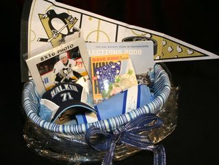 Evgeni Malkin Holiday Basket Auction