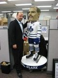 Wendel Clark Bobblehead Auction
