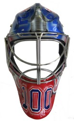 Montreal Canadiens Goalie Mask Auction