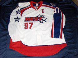 Joe Thornton All-Star Jersey Auction