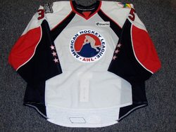 Cory Scheinder All-Star Game-Used Jersey Auction