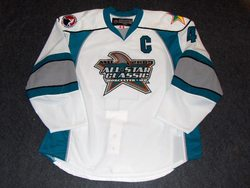Rory Fitzpatrick Warm Up-Worn AHL All-Star Classic Jersey Auction