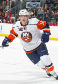 Josh Bailey Stick Out of the Hands Auction