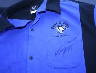 Sergei Gonchar Bowling Shirt Auction