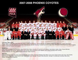 2008-2009 Team Picture Auction