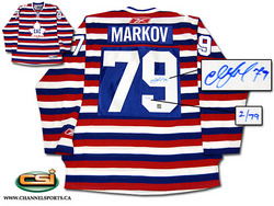 Andrei Markov Signed Jersey Auction