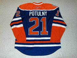 Ryan Potulny Jersey Auction