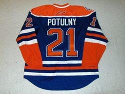 Ryan Potulny Jersey Auction
