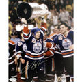 Mark Messier Signed Photo Auction