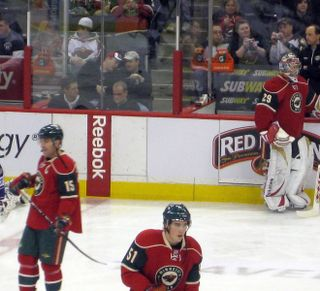 Minnesota Wild Premium Seats Auction