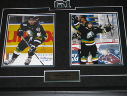 John Tavares Signed Photo Auction