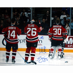 Martin Brodeur Signed Photo Auction