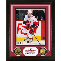 Eric Staal Gold Coin Auction