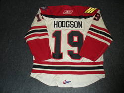 Cody Hodgson Game-Worn OHL All-Star Jersey Auction