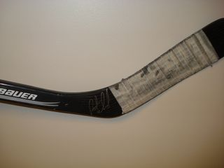 Rob Scuderi Game-Used Stick Auction