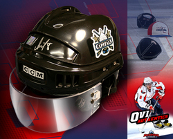 Alex Ovechkin Signed Helmet Auction