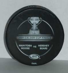 Game-Used Game 3 Puck Auction