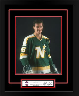 Bobby Smith Signed Frame Photo Auction