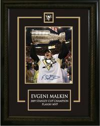 Malkin Signed Photo Auction