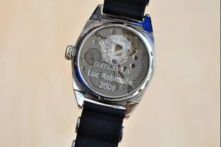 Luc Robitaille Watch Auction