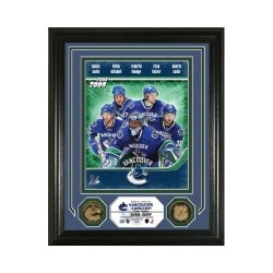 Vancouver Canucks Gold Coin Auction