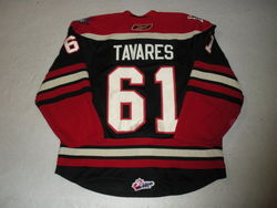 John Tavares Game-Worn OHL All-Star Jersey Auction