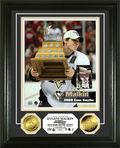 Evgeni Malkin Conn Smyth Framed Photo and Gold Coins Auction