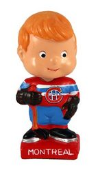 Montreal Canadiens Bobble-Head Auction