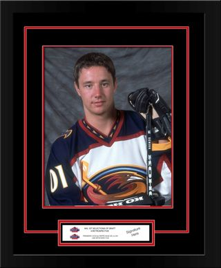 Ilya Kovalchuk Draft Day Auction