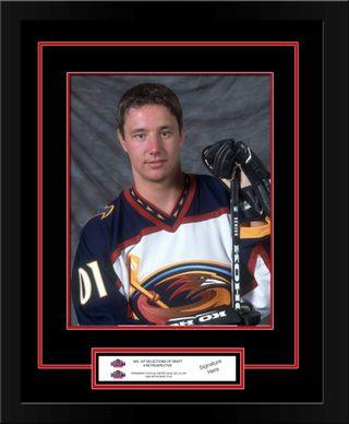 Ilya Kovalchuk Draft Day Auction