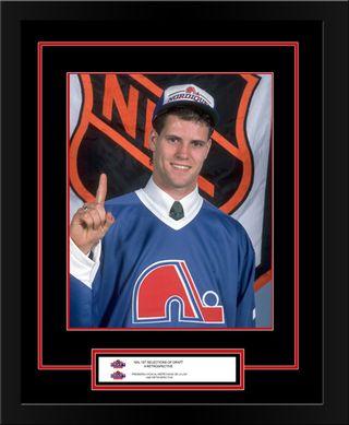 Owen Nolan Draft Day Auction
