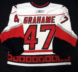 John Grahame Game-Worn Jersey Auction