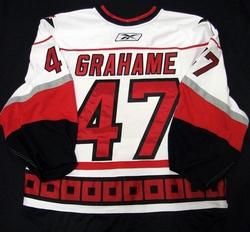John Grahame Game-Worn Jersey Auction