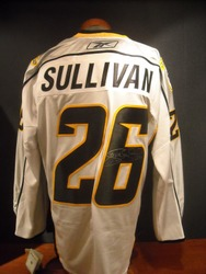 Steve Sullivan Signed Jersey Auction