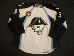 T. J. McElroy Game-Worn Jersey Auction