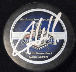 Jason Williams Signed Puck Auction
