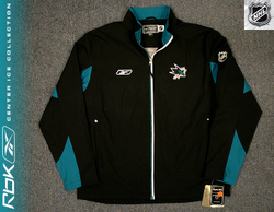 San Jose Sharks Jackets Auction