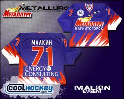 Evgeni Malkin Jersey Auction