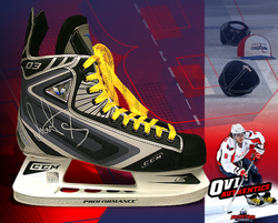 Ovechkin Signed Skate Auction