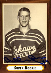 Bobby Orr Signed Card Auction