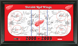 Red Wings Signature Rink Auction