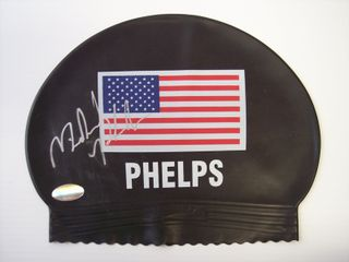 Phelps Swimcap Auction
