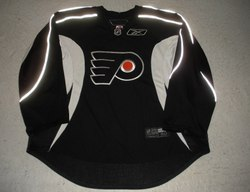 Biron Worn Practice Jersey Auction