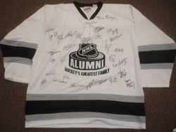 Signed Jersey Auction