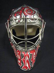 Game-Worn Mask Auction