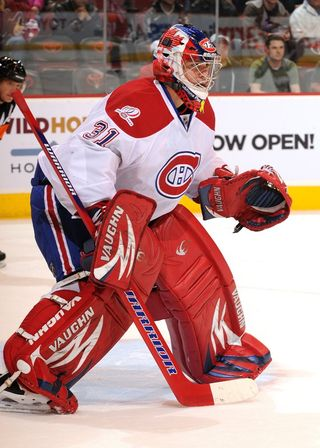 carey price mask 2010. Carey Price Game-Worn Masks!