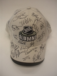 NHL Alumni Signed Hat Auction