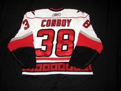 Conboy Game-Worn Jersey Auction
