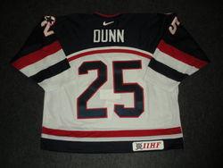 Dunn Game-Worn Jersey Auction