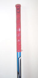 Ovechkin Game-Used Stick Auction